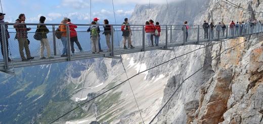 glaciar de Dachstein