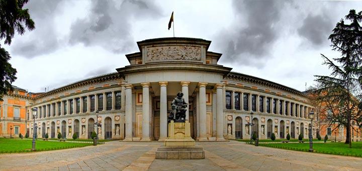 Visita el Museo del Prado de Madrid