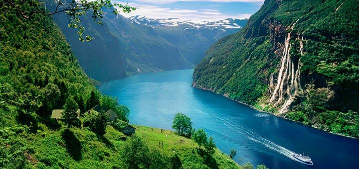 Destino: Noruega