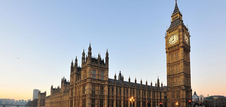 Destino: Reino Unido