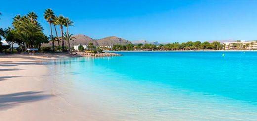 Mallorca platja dalcudia