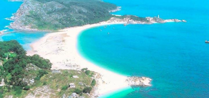 Playa Rodas España