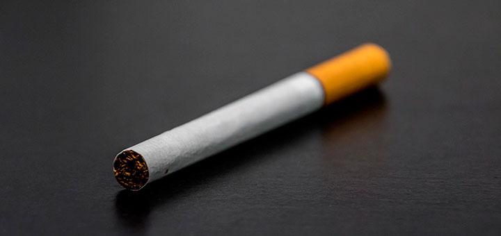 Fumar en el avión