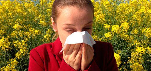 Viajar con alergia respiratoria