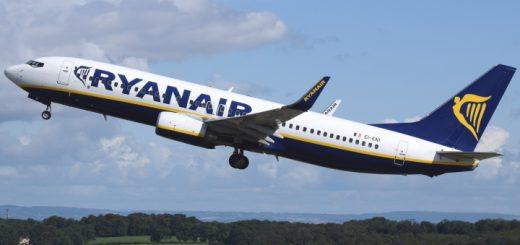 Equipaje de mano en Ryanair