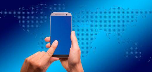 Usar el móvil mientras viajas