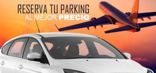 Parking en aeropuerto de Málaga