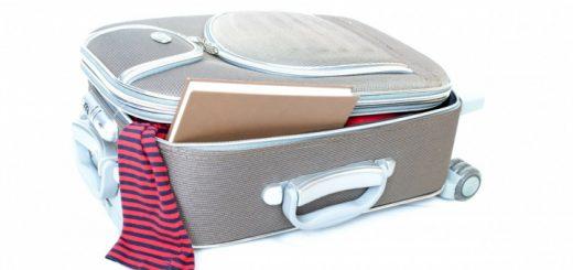 Cómo aprovechar el espacio en la maleta