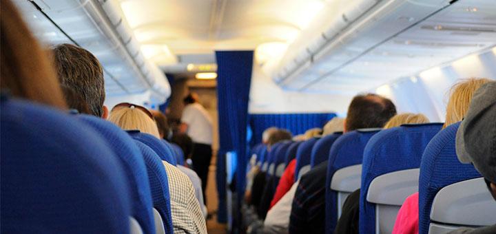 Evitar el estrés al viajar en avión