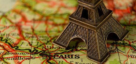 Primer viaje a París